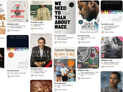 Black Lives Books