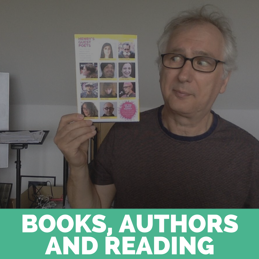 Books, Authors and Reading