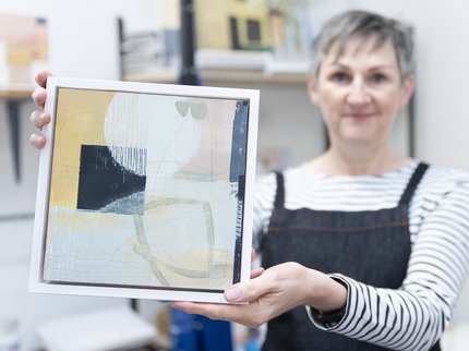 Open Studios Notts: Featuring Gill Edwards