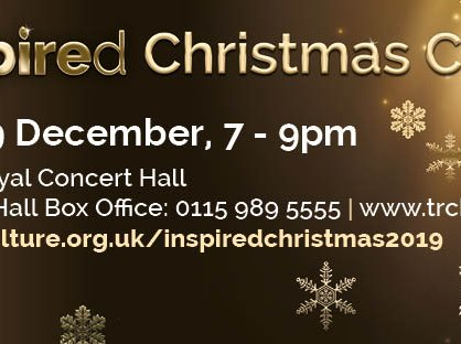 An Inspired Christmas Concert 2019