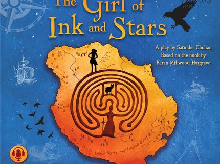Girl of Ink and Stars. Audio. Square