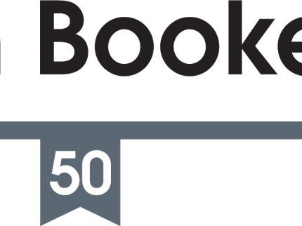 Man Booker at 50 logo