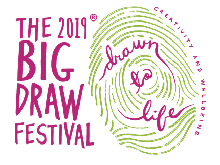 The Big Draw 2019: Drawn to Life