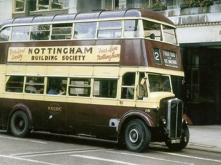 West Bridgford Bus