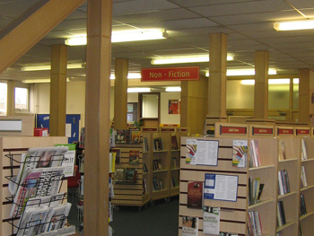 Dukeries Library