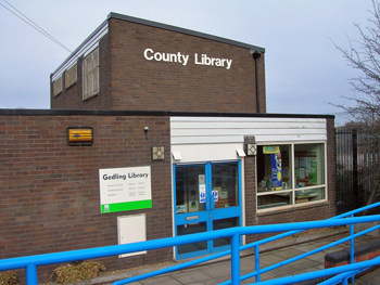 Gedling Library