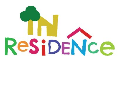In Residence logo small