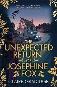 July Inspire Book Club - Book Cover of The Unexpected Return of Josephine Fox