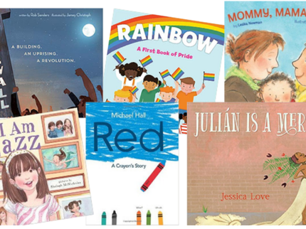 LGBTQ+ Children's Book List
