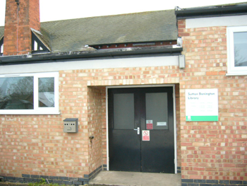 Sutton Bonington Library