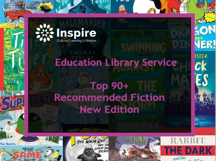 ELS Top 90+ Recommended Fiction List