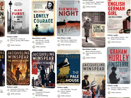 VE day books
