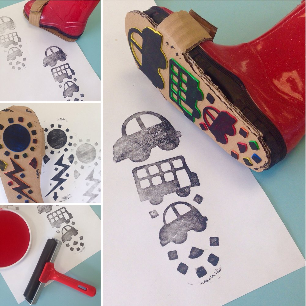 Shoes Big Draw 17