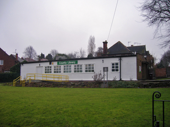 Woodthorpe Library